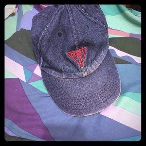Guess baseball style hat